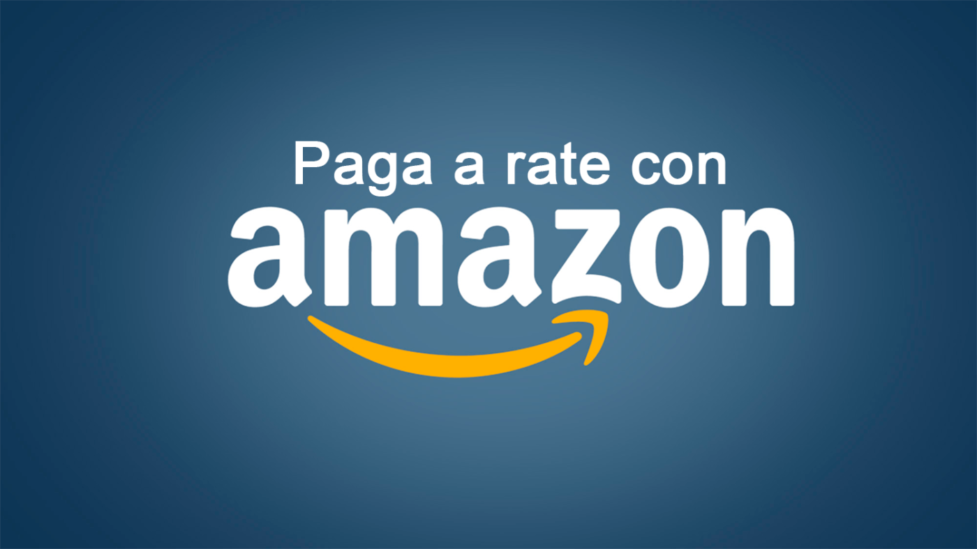 pagare a rate su amazon